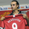 Giggs Welcomes Berbatov's Arrival