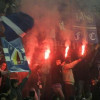 Football meeting Zilina – Levski