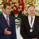 Belgium's ambassador Philip Beke awarded Bulgaria's highest order