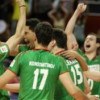 Bulgaria's volleyball team classified in group C