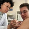 Immunization of the elderly in Burgas