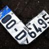 European car registrations numbers now in Bulgaria