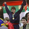 Bulgaria's Zlateva becomes World Wrestling champion for third time