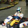 A Formula 1 pilot made a karting show in Bulgaria