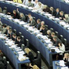 Bulgarian students take the place of EU deputees in Strasbourg