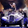 Madonna in Bulgaria?