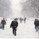 The long-awaited snow fell in Plovdiv