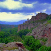 The crags of Belogradchik - nominated to be among the seven wonders of nature