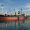 8 000 ton ship of the Ruse shipyard makes a