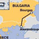 Oil from Kazakhstan to flow in Bourgas-Alexandroupolis