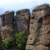 The rock formations of Belogradchik – third