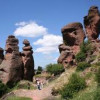 Pictures of the rocks of Belogradchik go to the European parliament