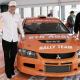 BTC ADSL Rally Team is the new team of the champion Dimitar Iliev