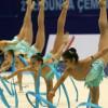 The female ensemble of Bulgaria wins silver medal