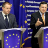 Barroso supports Bulgaria for