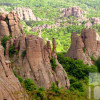 The rock formations near Belogradchik can be turned into an European geopark
