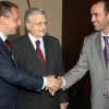 Jean-Claude Trichet visits Bulgaria