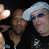 Marti G with Redman