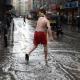 Heavy rain all across the country