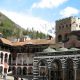 30 leva for a bed in the hotel complex of the Rila monastery