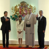 Top sumo wrestler Kotooshu awarded Bulgaria's highest order