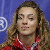 Ivet Lalova qualified for the 200 m. quarterfinals 