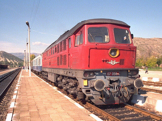 Bulgarian Railways upgrade costs 1 milliard