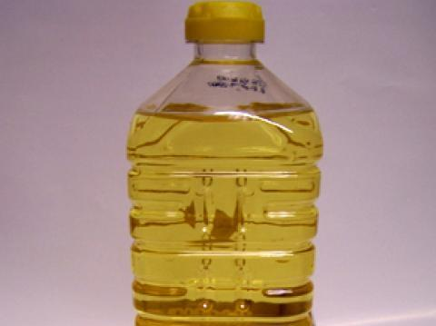 Prices for vegetable oil fell