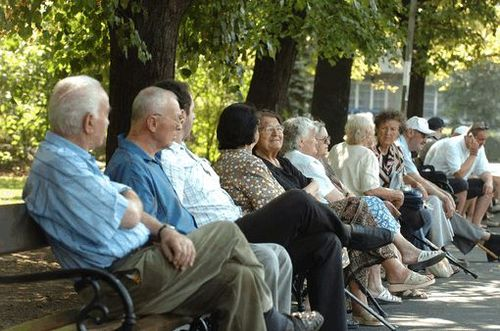 The Government sent the first Bulgarian pensioners on holiday