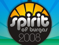 Spirit of Burgas live on MTV