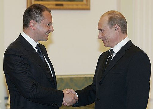 Bulgaria PM meets Putin to Discuss Large-scale Energy Projects in Sochi
