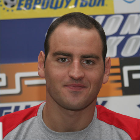 Petar Stoichev wins the World Cup for 2008