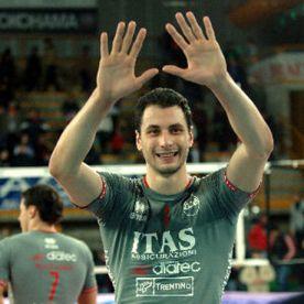 Matei Kaziiski enters the volleyball Hall of Fame