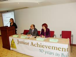 58% of Bulgarian students want to develope own business