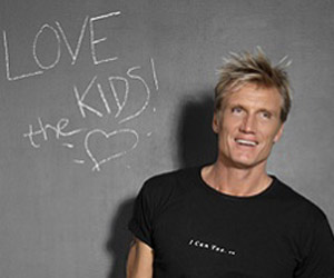 Dolph Lundgren supports campaign to build a medical center for disabled children in Sofia
