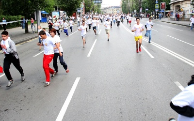 Stanislav Lambev won the marathon in Sofia