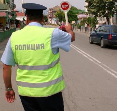 European road safety day in Burgas
