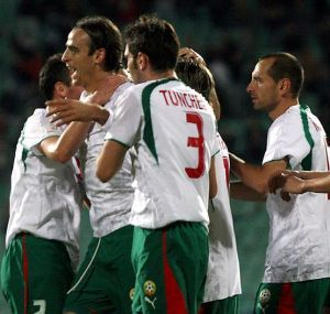 The Bulgarian football team – 15th in the world according to Fifa