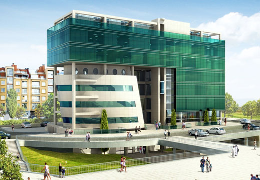 The commercial areas in Varna have increased by 30%