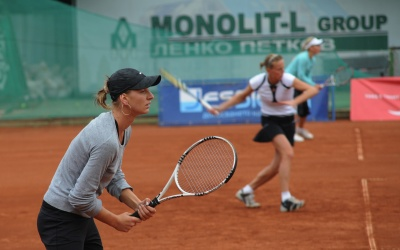 Zafirova on the final in Greece