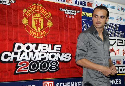 Berbatov watches each Tottenham FC game