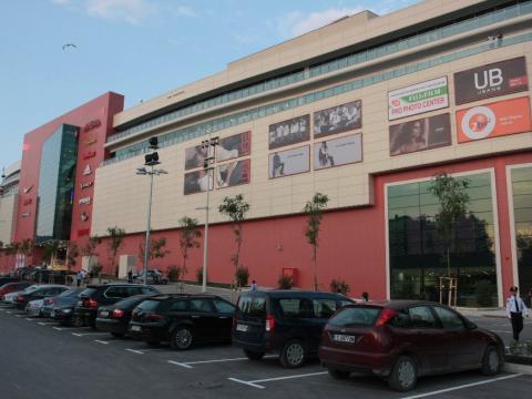 British company bought Mall Varna for 102 million