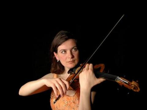 Albena Danailova - first violin in the Vienna Philharmonic