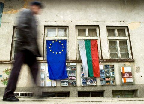 "Bulgaria not that bad in the EU, but acts as ""bogeyman"""
