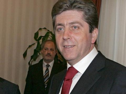Parvanov and Borisov - favored by the people