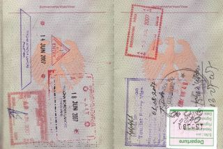 The limits for Russian visas might fall off