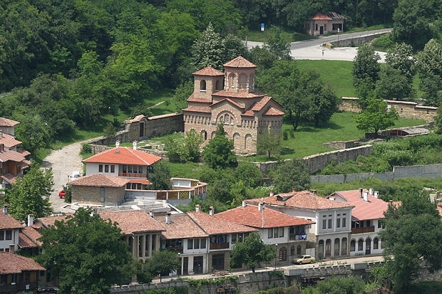 The ambassador of Israel visits Veliko Tarnovo