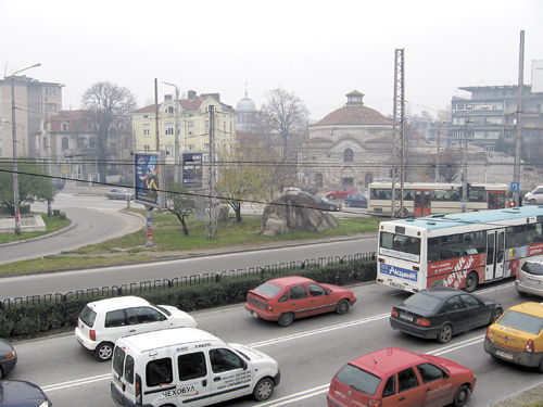Strategy for coping with the traffic in Plovdiv