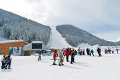 A million per day in Bansko during the Ski world cup