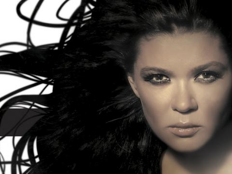 Ruslana records a duet with Slavi Trifonov
